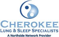 Cherokee Lung and Sleep logo