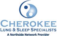 Cherokee Lung and Sleep logo